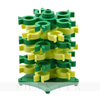 Stack'N Store Embroidery Bobbins Tower Storage for 30 Bobbins Sewing Quilt