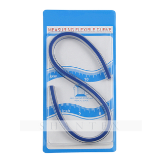 30cm Plastic Measuring Flexible Curve Ruler for Art Painting&Engineering Design